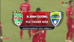 Video clip bàn thắng: Bình Dương 0-3 Thanh Hóa (Vòng 13 V-League 2016)
