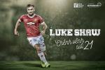 Luke Shaw: Chenh venh tuoi 21