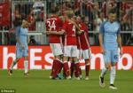 Tong hop: Bayern Munich 1-0 Man City (Giao huu he 2016)