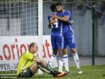 Video clip ban thang: Wolfsberger 0-3 Chelsea (Giao huu he 2016)