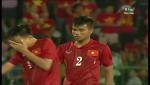 Cầu thủ U16 Việt Nam khóc nức nở sau khi thua trên chấm luân lưu 11m