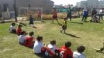 Con trai Messi som phat lo nang khieu da bong