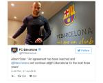 Javier Mascherano CHÍNH THỨC ở lại Barcelona thêm 3 năm