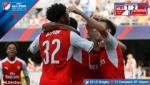 Video clip ban thang: Ngoi sao MLS 1-2 Arsenal (Giao huu he 2016)