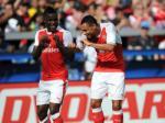 Xem lai tran dau Ngoi sao MLS 1-2 Arsenal (Giao huu he 2016)