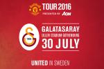 M.U vs Galatasaray (0h30 ngày 31/7): Màn ra mắt của Zlatan