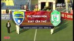 Tổng hợp: FLC Thanh Hóa 3-2 XSKT Cần Thơ (Vòng 18 V-League 2016)