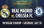 TRỰC TIẾP Real Madrid vs Chelsea: Cập nhật đội hình ra sân