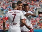 Tổng hợp: Inter Milan 1-4 Bayern Munich (ICC 2016)