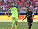Video clip bàn thắng: Liverpool 2-0 AC Milan (ICC 2016)
