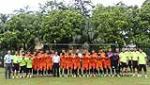 U16 Việt Nam tập huấn nước ngoài vì tấm vé dự World Cup