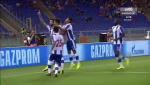 Video clip bàn thắng: AS Roma 0-3 Porto (Playoff Champions League 2016/17)