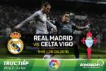 Real Madrid 2-1 Celta (KT): Chien thang nhoc nhan