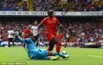Tong hop: Tottenham 1-1 Liverpool (Vong 3 Premier League 2016/17)