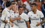 Xem lại trận đấu Real Madrid 2-1 Celta (Vòng 2 La Liga 2016/17)