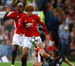 Du am M.U 1-2 Man City: Su tuong phan giua Fellaini va Pogba