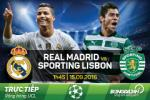Real Madrid 2-1 Sporting (KT): Chien thang thot tim cua nha DKVD