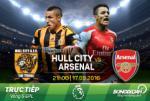 Hull 1-4 Arsenal (KT): Chien thang tung bung cua Phao thu