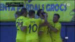 Tong hop: Villarreal 2-1 Sociedad (Vong 4 La Liga 2016/17)