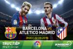 Barca 1-1 Atletico (KT): MSN tit ngoi, Blaugrana lo co hoi bam duoi Real