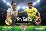 Real 1-1 Villarreal (KT): BBC mo nhat, Ken ken trang dut mach toan thang