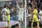 Xem lai tran dau Real Madrid 1-1 Villarreal (La Liga 2016/17)
