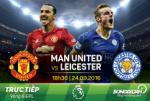 MU 4-1 Leicester (KT): Mourinho giam bot suc ep bang tran hay nhat tu dau mua