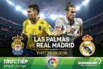 Las Palmas 2-2 Real Madrid (KT): Ronaldo mờ nhạt, Los Blancos hòa thất vọng