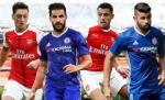 Doi hinh ket hop giua Arsenal va Chelsea: Khong co Hazard!!!