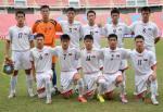 """U16 Trieu Tien """"ban do"""" lo lieu tai giai chau A"""