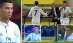 Zidane và Cris Ronaldo: Giá trị thực và giá trị ảo