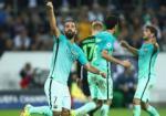 Barca: Arda Turan khong chi la dien vien dong the cho Messi