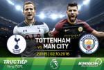 Tottenham 2-0 Man City (KT): Rot cuc, Guardiola da phai nem mui that bai