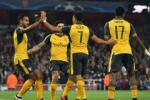 Tron ven tran dau Arsenal 2-0 Basel (Bang A Champions League 2016/17)