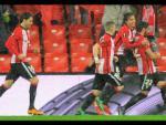 Tong hop: Bilbao 1-0 Rapid Wien (Bang F Europa League 2016/17)