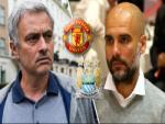 Derby thanh Manchester: Guardiola chua bao gio ngan M.U lan Mourinho