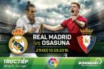 Real Madrid 5-2 Osasuna (KT): Ronaldo tro lai, Los Blancos nghien nat doi thu