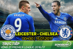 Leicester 0-3 Chelsea (KT): Vang Costa, The Blues van thang to