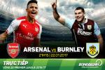 Arsenal 2-1 Burnley (KT): Chien thang dien ro cua Phao thu