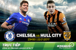 Chelsea 2-0 Hull (KT): Chien thang dung chat Conte
