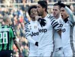 Tong hop: Sassuolo 0-2 Juventus (Vong 22 Serie A 2016/17)