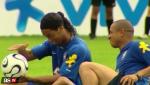 Ronaldinho va nhung tuyet ky it nguoi biet den