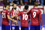 Nhan dinh Atletico Madrid vs Las Palmas 03h15 ngay 11/1 (Cup Nha vua TBN 2016/17)