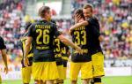 Augsburg 1-2 Dortmund: Cuu sao MU lap sieu pham, Dortmund xay chac ngoi dau