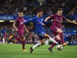 Chelsea len ke hoach troi chan Hazard va Courtois
