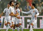 Tong hop: Israel 0-1 TBN (Bang G vong loai World Cup 2018)