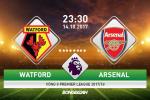 Watford vs Arsenal (23h30 ngay 14/10): Cach mang chu, Wenger?