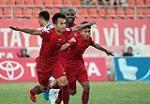 Hai Phong 4-1 TPHCM: Mua ban thang tren san Lach Tray