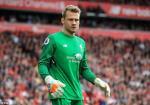 Mignolet bất ngờ muốn từ bỏ Liverpool