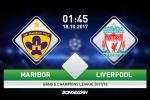 Nhận định Maribor vs Liverpool 01h45 ngày 18/10 (Champions League 2017/18)